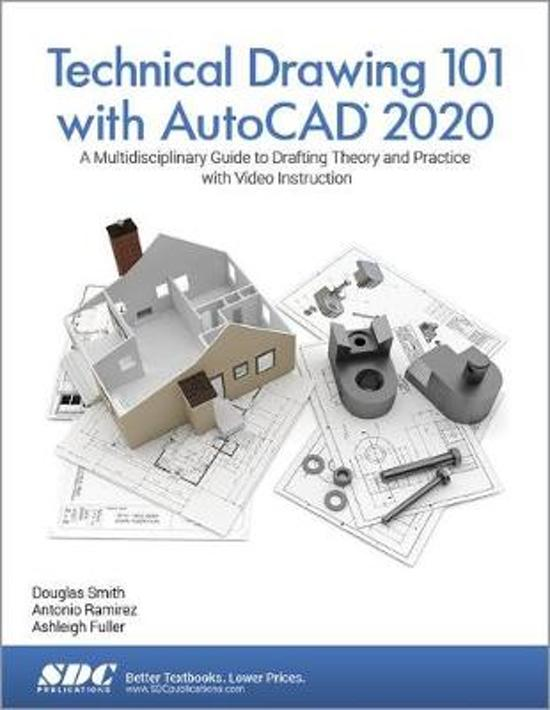 Technical Drawing 101 with AutoCAD 2020