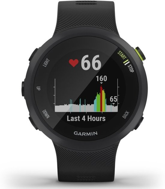 Garmin Forerunner 45S - GPS Sporthorloge met hartslagsensor - Small - Zwart