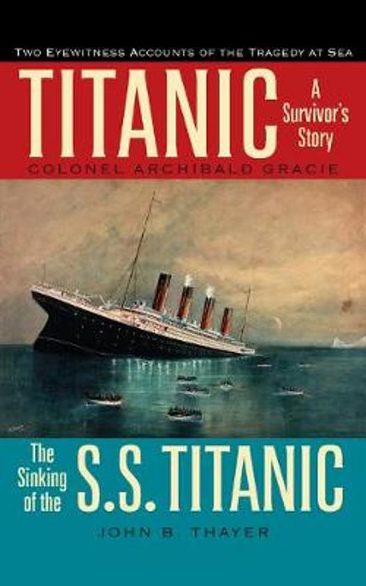 account of the story of the titanic The last true story of titanic although many denied it, a giant ocean liner was dying the superstitious nodded their heads, knowing her fate had already been sealed.