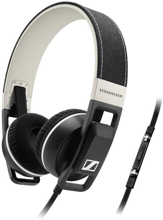 Sennheiser URBANITE Galaxy - On-ear koptelefoon - Black in Varendonk