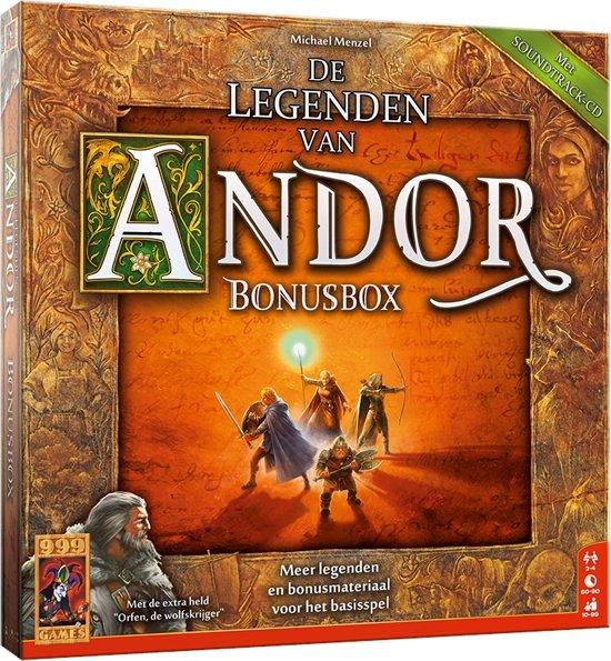 De Legenden van Andor: Bonusbox Bordspel
