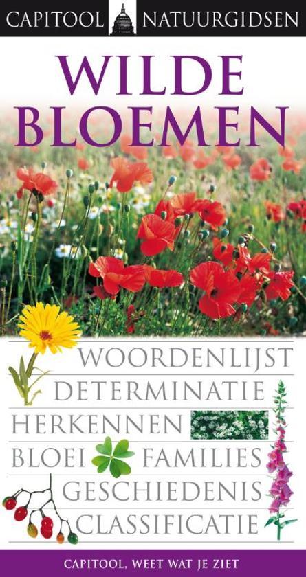 wilde bloemen en planten gids