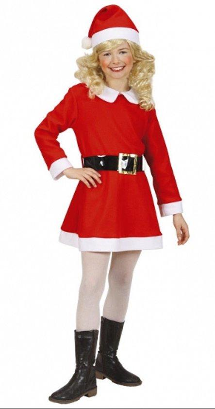 75f90aedfa3295 Voordelig kerst jurkje voor meisjes 128