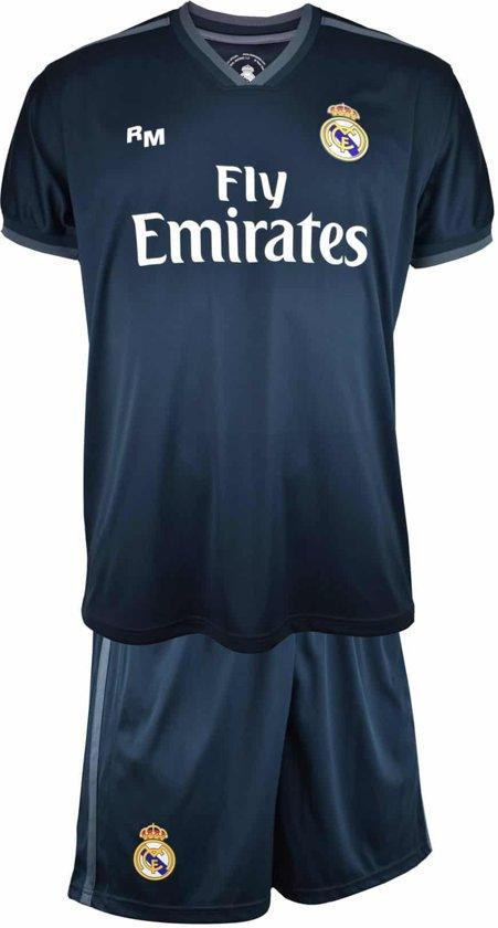 Real Madrid Replica Tenue Uit 18/19 - Kids