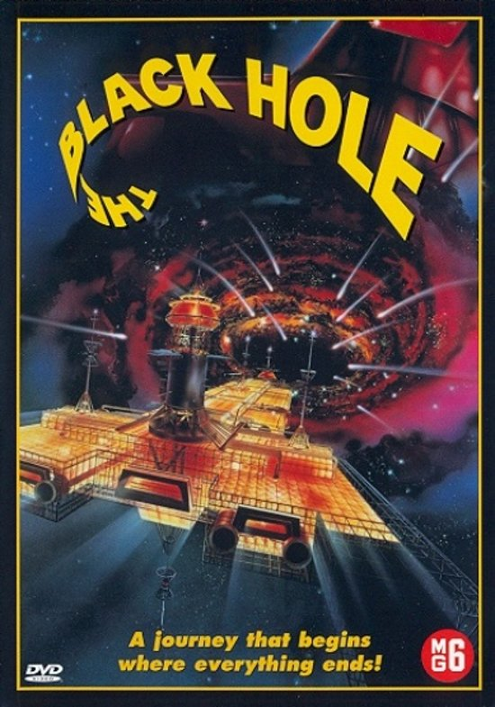 Cover van de film 'The Black Hole'