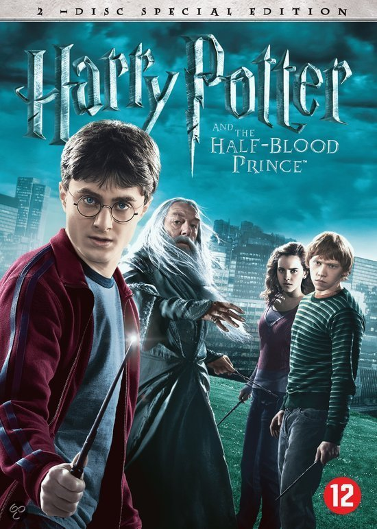 Harry Potter En De Halfbloed Prins (Special Edition)
