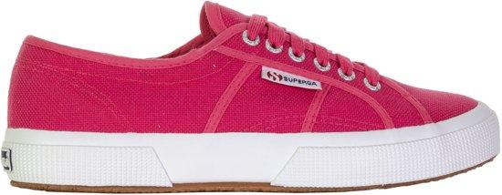 Superga 2750 Cotu Classic Chaussures - Taille 37 - Femme - Rose / Blanc LBtUr