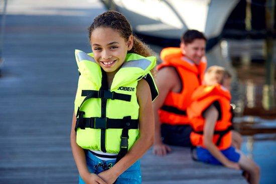 Jobe Comfort Boating Zwemvest Kinderen Geel