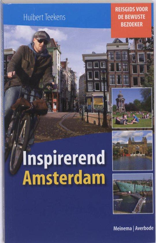 Boek cover Inspirerend Amsterdam van Huibert Teekens (Paperback)