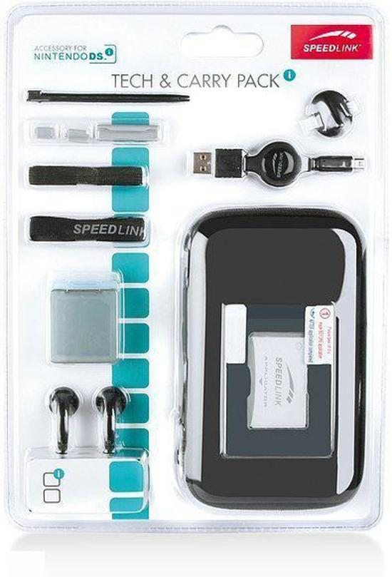 Speedlink 13-in-1 Accessoirepakket Zwart Dsi