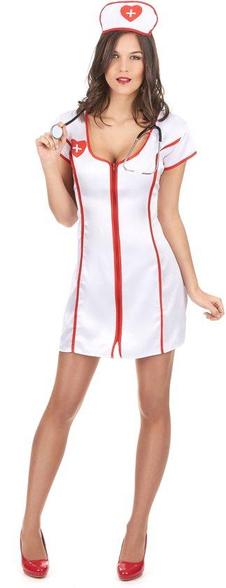 Sexy verpleegster pak voor vrouwen - Maat XL