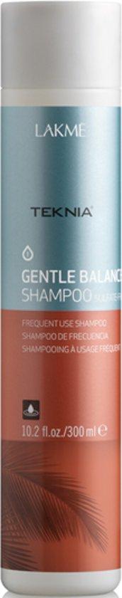 Gentle balance shampoo(sulfate vrij)