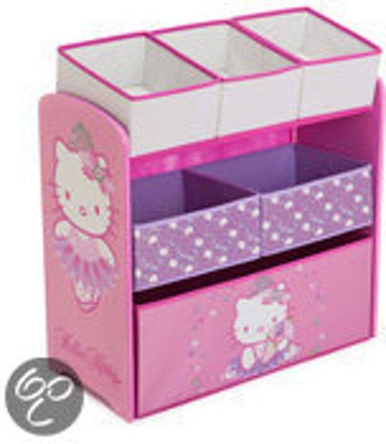 Hello Kitty Opbergrek.Multi Opbergkast Hello Kitty