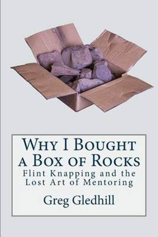 Why I Bought a Box of Rocks