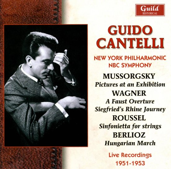 Guido Cantelli & The Ny Phil