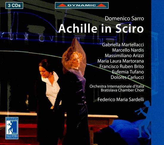 Sarro: Achille In Sciro