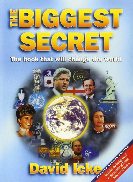 Boek cover The Biggest Secret van David Icke (Paperback)