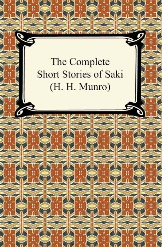 an overview of the clovis sangrail of saki short story An archive of our own, a project of the organization for transformative works.