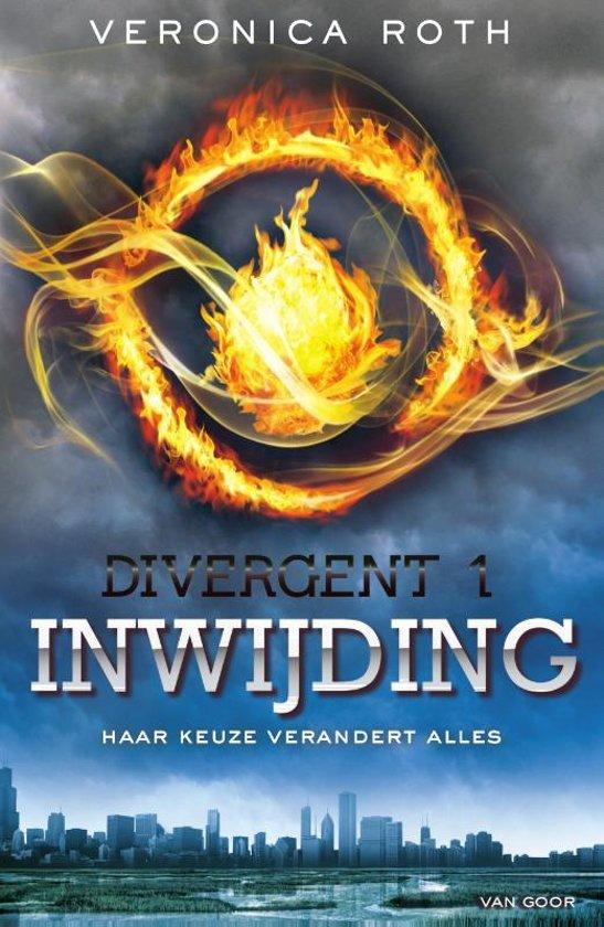 Divergent - Inwijding