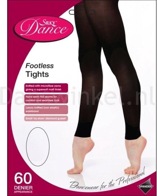 f3131dc87639a bol.com | Silky Dance Footless Tights Age 5-7 Tan