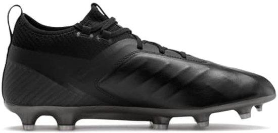 Puma One 5.2 FG/AG  Sportschoenen - Maat 40.5 - Mannen - zwart
