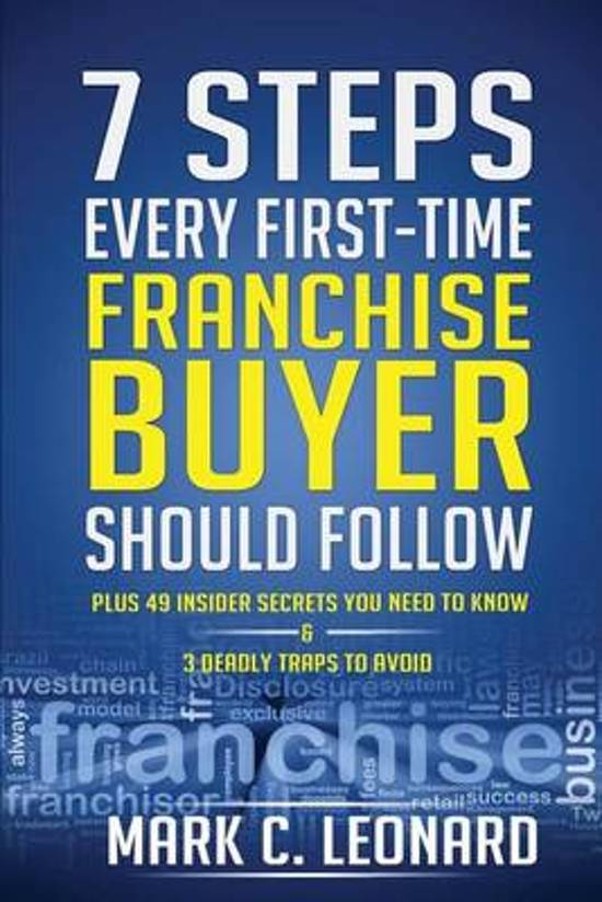 Bol 7 Steps Every First Time Franchise Buyer Should Follow