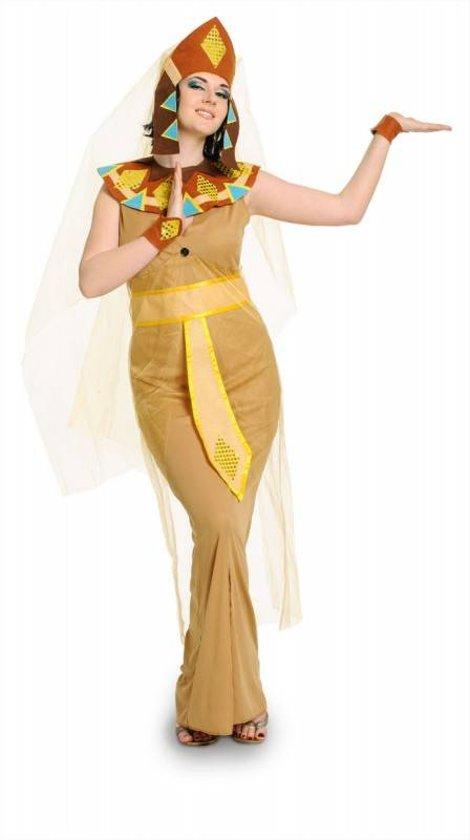 c2ba56bd38fdce Egyptische Vrouw 5delig kostuum- Verkleedkleding-Maat S M