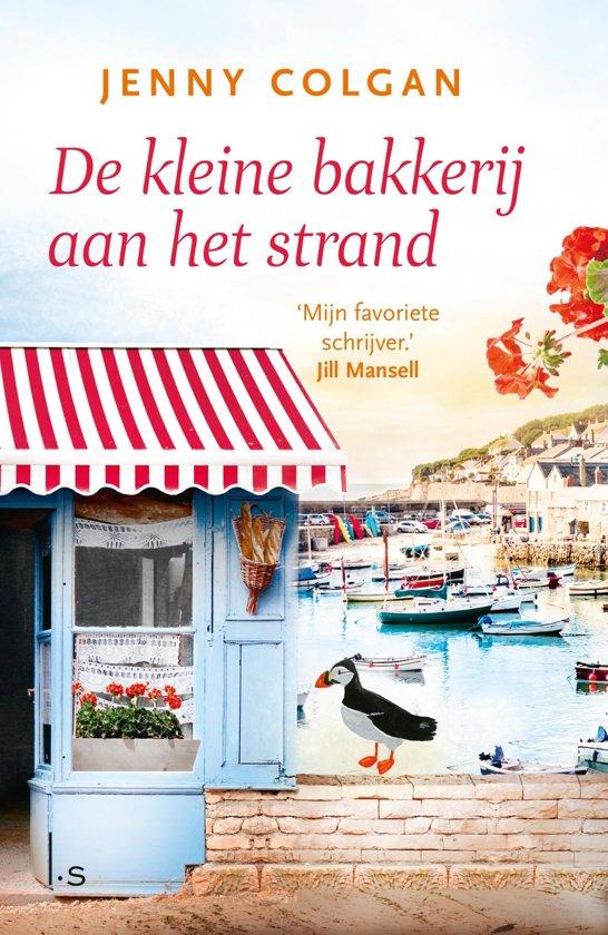 Boek cover De kleine bakkerij aan het strand - De kleine bakkerij aan het strand van Jenny Colgan (Onbekend)