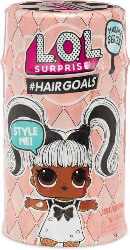 L.O.L. Surprise #Hairgoals- Makeover Series