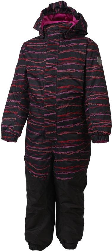 Color Kids Klement  Skipak - Maat 98  - Meisjes - zwart/roze/rood