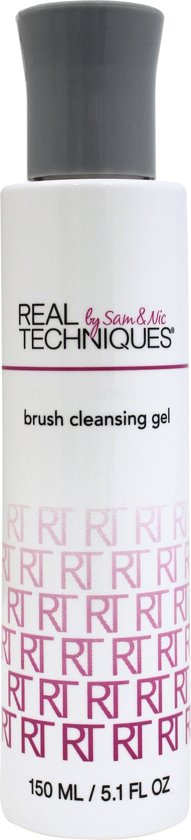 Real Techniques Deep Cleansing Gel Brush Cleanser