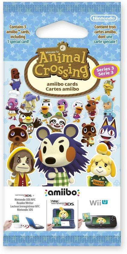 Animal Crossing, Amiibo Cards - Series 3 (3DS / Wii U)