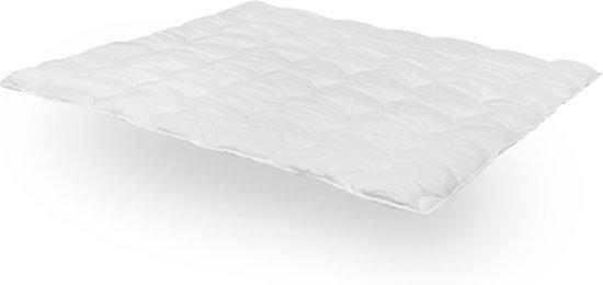 Sleeptime Luxury Hotel Matras Topper White-90 x 200 cm