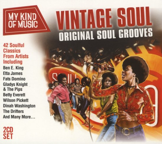 My Kind Of Music - Vintage Soul