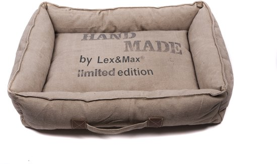 Lex & Max Handmade - Hondenmand  - 60X45X15cm