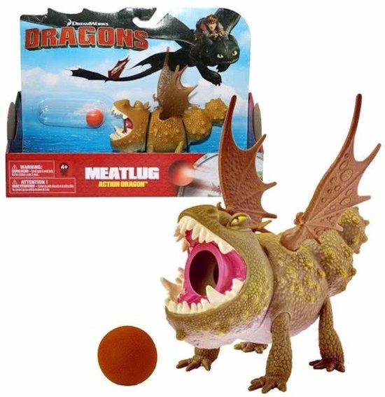 Hoe tem je een draak meatlug grump action dragon - Hoe sluit je een pergola ...