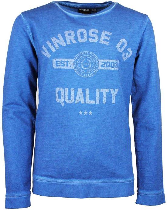 Vinrose - Winter 15/16 - T-Shirt - LUCIANO - Olympian Blue - 110/116