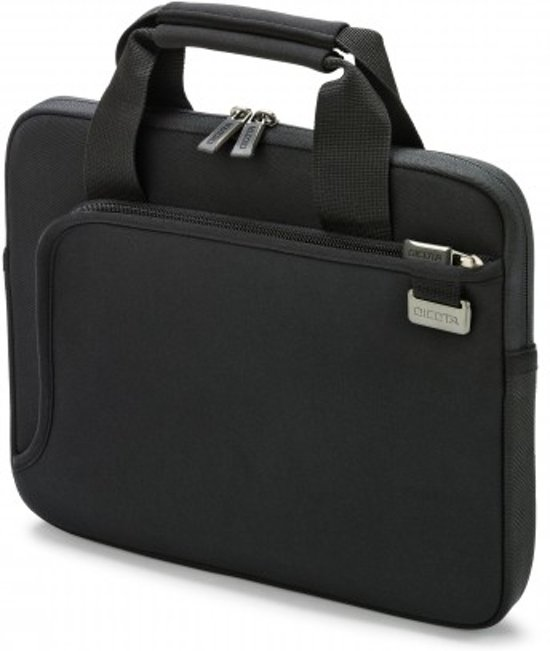Skin Zwart Dicota Smart Laptop Inch 12 5 Sleeve BCrdxoeW
