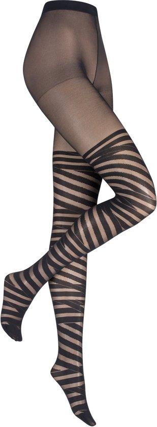 Hudson Fashion Panty Bound - Zwart - Maat 40-42