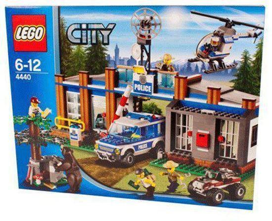 Bol legocity bos politie bureau lego speelgoed