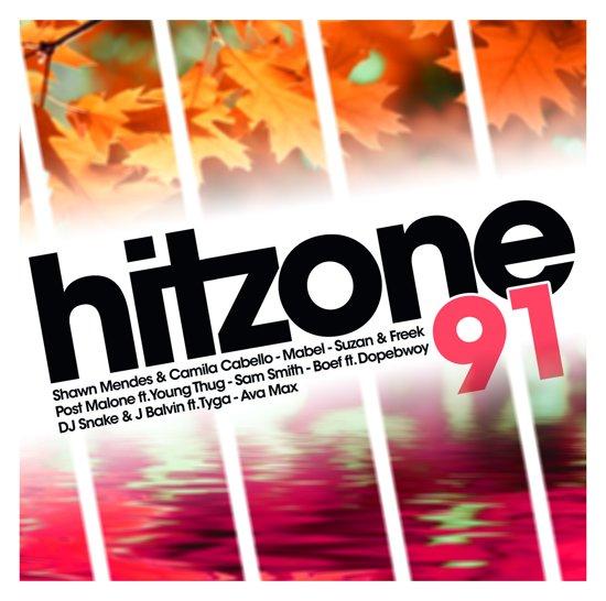 CD cover van 538 Hitzone 91 van Hitzone