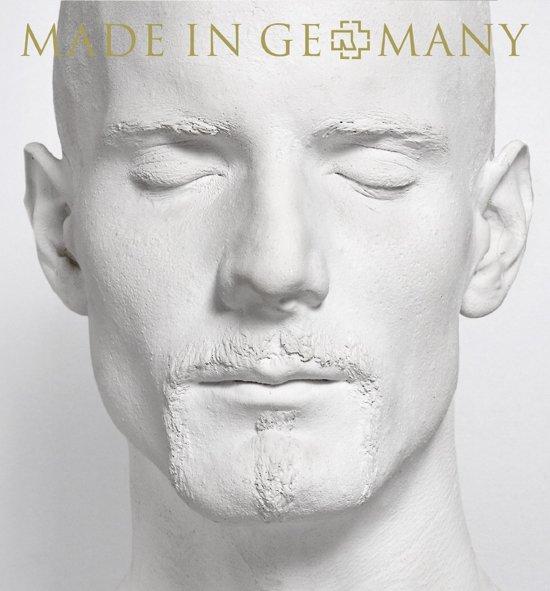 CD cover van Made In Germany 1995-2011 van Rammstein