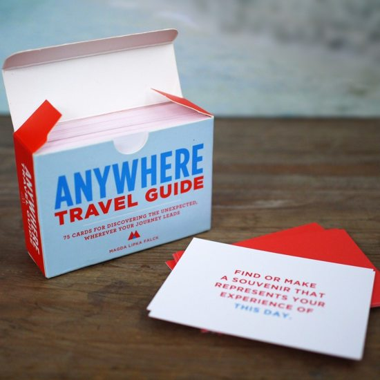 Anywhere - Travel Guide