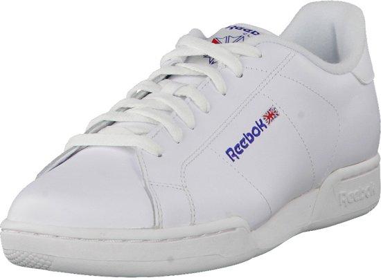 9c67a0f399b bol.com   Reebok NPC II Sneakers Dames - White/White