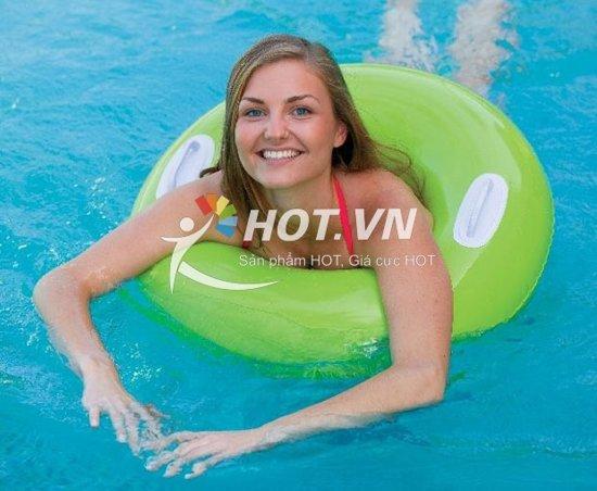 Zwemband met handvat - Intex - 76 cm