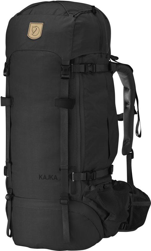 Fjällräven backpack -  Kajka - 55 Liter - Zwart - Vrouwen