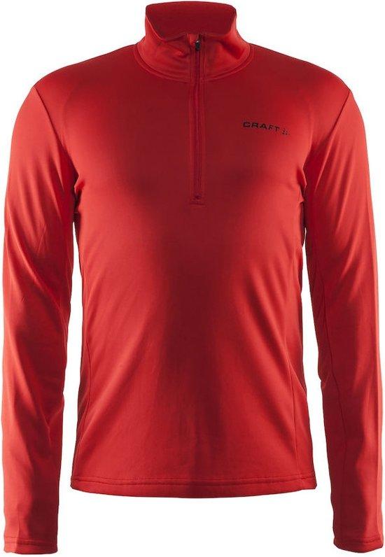 ce956b6d bol.com | Craft Swift Half Zip men bright red l