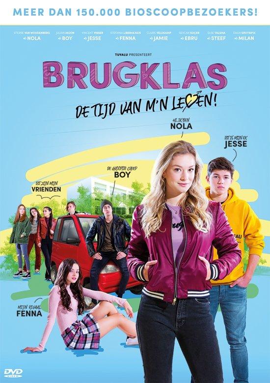DVD cover van Brugklas De Tijd Van Mijn Leven (De film)