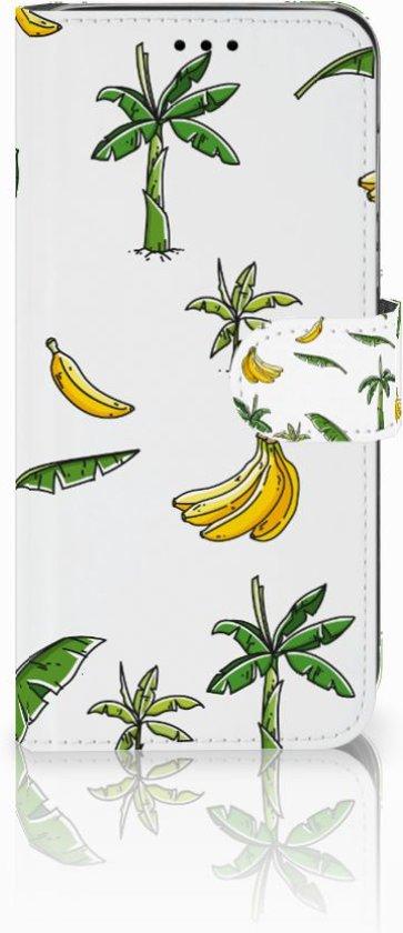Huawei P20 Lite Bookcase hoesje Design Banana Tree