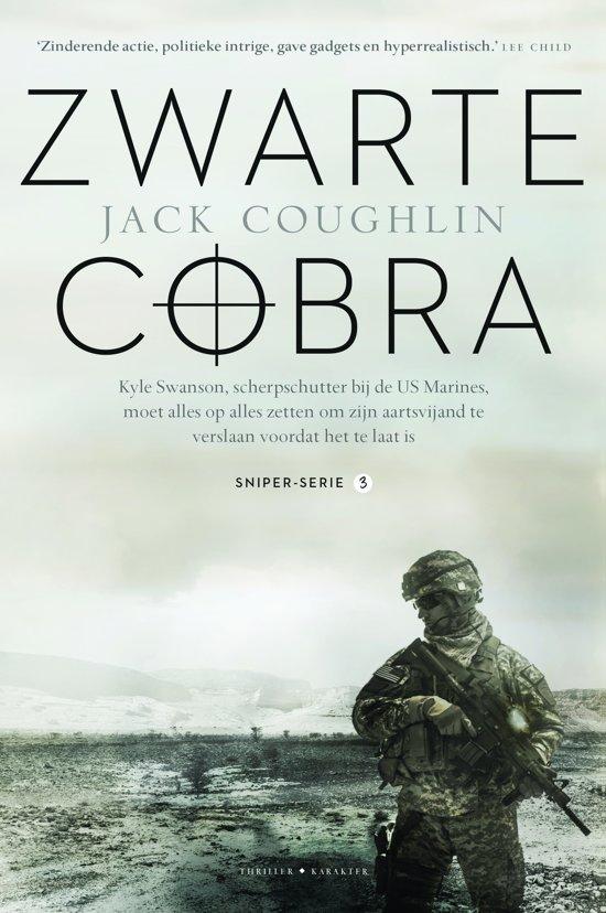Sniper-serie 3 - Zwarte Cobra deel 3